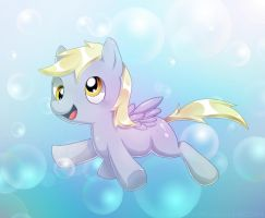 Derpy's Dream by PegaSisters82