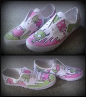 GIR shoes by Kama-von-Llama