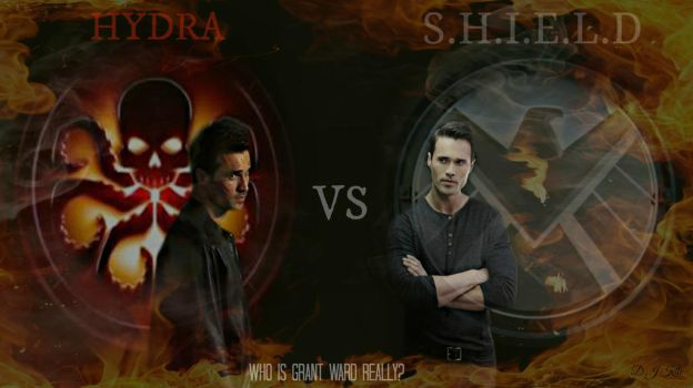 Shield VS Hydra by SouthernAllure