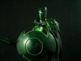 Emerald Knight by JohnnyXII