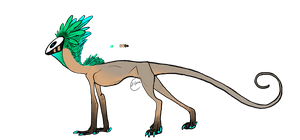 Serpex Species Adopt (closed) by coyotesoot