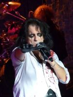 Alice Cooper III by Tarjina