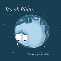 Poor Pluto by Icepearl14