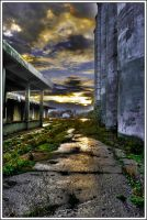 Sunshine Silo by andreicd
