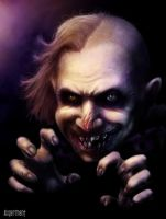 Lefturn's horror circus by Alxperiment