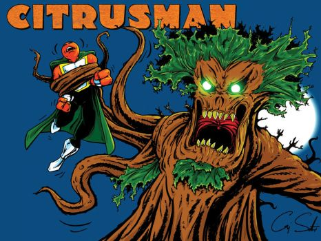 Color cover Citrusman Root of All Evil by Citrusman19