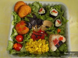 Another meal inspired by Dragon Ball by NadienSka