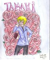 Tamaki by SilentRainxvii