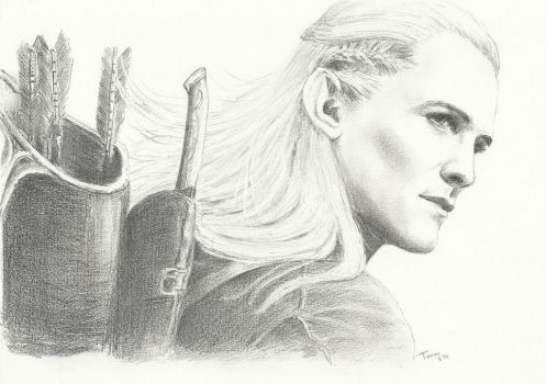 Legolas one last time sm by Powerfulwoodelf