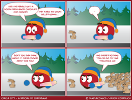 CC389 - A Special Ed Christmas 4 by simpleCOMICS