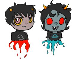 Blood Babies by DoctorAmy