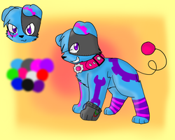 Robo Dog Adopt CLOSED by turtlepower04