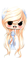 Angel : chibi skecth by Kuroei
