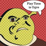 Play Time is Ogre by Harry-Nash