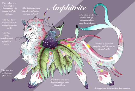 Amphitrite (MYO ENTER) by WabbaMadness