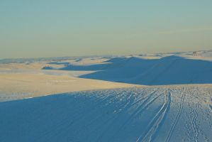 White Sands II by hobfrog07