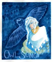 Owlsong by smokewithoutmirrors