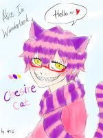 Chesire Cat by ariel1016