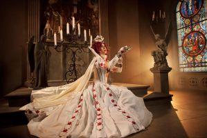 Trinity Blood - Prayer by adelhaid