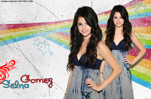 Selena Gomez Layout by emiliksa