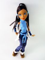 MH Custom - Korra by periwinkleimp