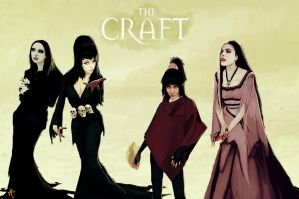 The Craft by THE-SEXY-BEAST