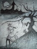 too much tim burton by luktarkristen