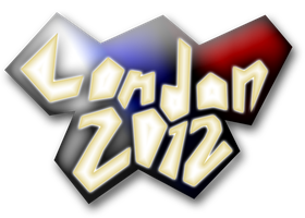 2012 London Olympics Logo 2 by Rubyian