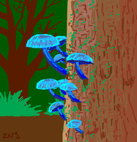Fungus for Draw Something by zachjacobs