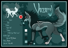 Vazarel-Ref Sheet by blackandsirius