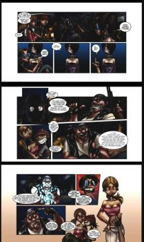 Monster Madness Game Comic Page6 by megabluex