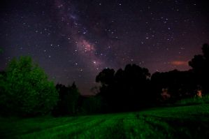 Milky Way by GambllingYouth