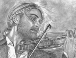 David Garrett by S-y-c