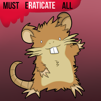 Pokepun-Must eRATICATE all by thegamingdrawer