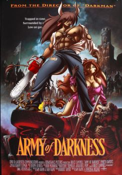 Army of Darness LL Poster by ChaloDillo