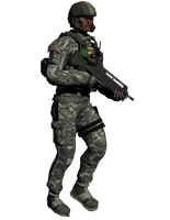 ICS Marine Corps Infantryman by The-Port-of-Riches