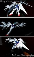 Wing Zero x3 by Treize26