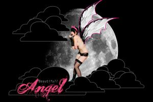 The Dark Angel by redlord