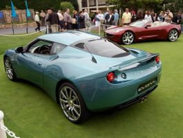 UK cars 2010 Lotus Evora by Partywave