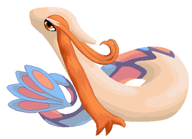 Milotic by MidoriAi