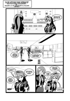 Shiori's Christmas Airport Efforts Page 1 of 5 by wbd