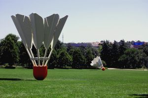 Shuttlecocks by Bandlero