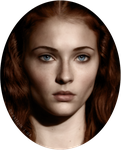 digital art | Sansa Stark #1 by beastfolk