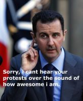 al-Assad is awesome by TotalitarianAutocrat
