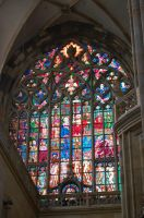 Stained Glass 50 by Lauren-Lee