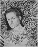 @ChesterBe_step_by_step_ by ArtKosh