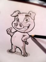Pig by pho001boss
