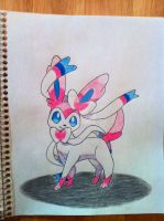 Sylveon by RedDeadRAVAGE