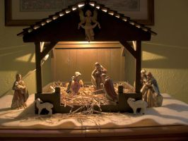 Baby Jesus Is Born by ThePenName