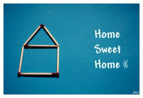 Home Sweet Home by ahmedwkhan